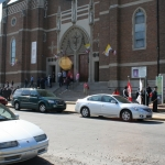 St. Florian March & Mass 2012