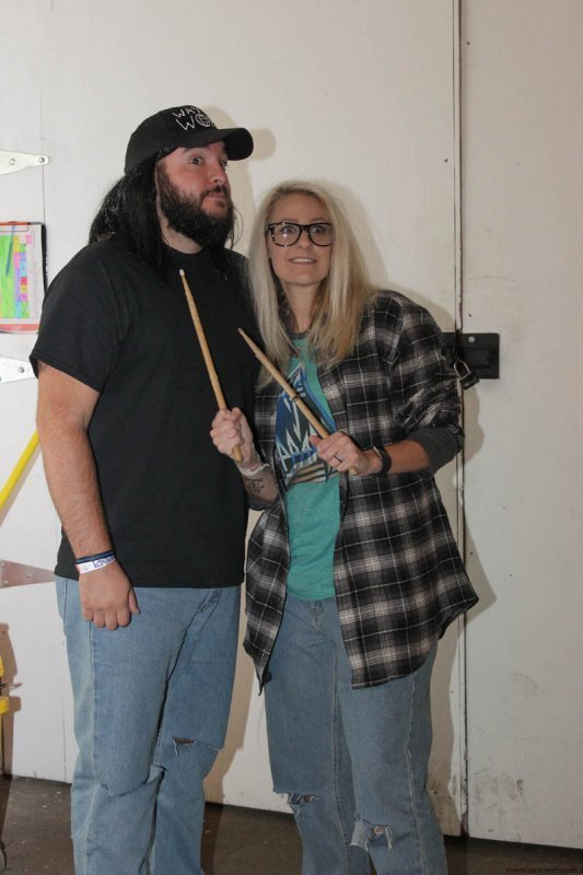 Haunted Fowling 2016 - pics by Joanie Wilding