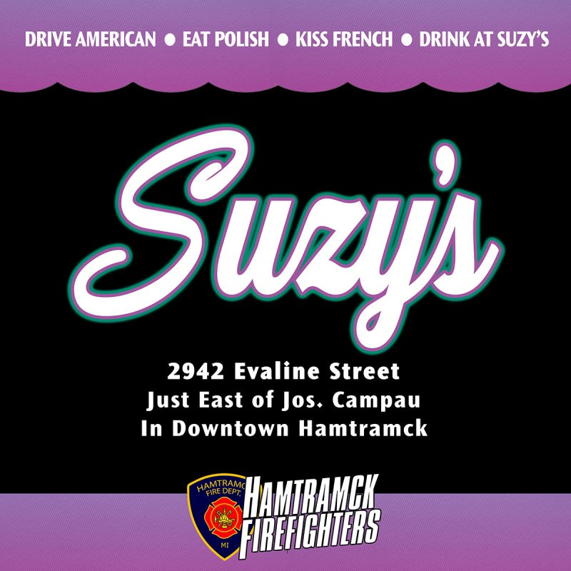 Haunted Fowling 2018 sponsor suzys bar