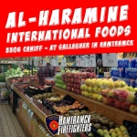 Haunted Fowling 2018 sponsor al-haramine foods