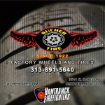 Haunted Fowling 2018 sponsor sucher tire