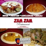 Haunted Fowling 2018 sponsor zam zam