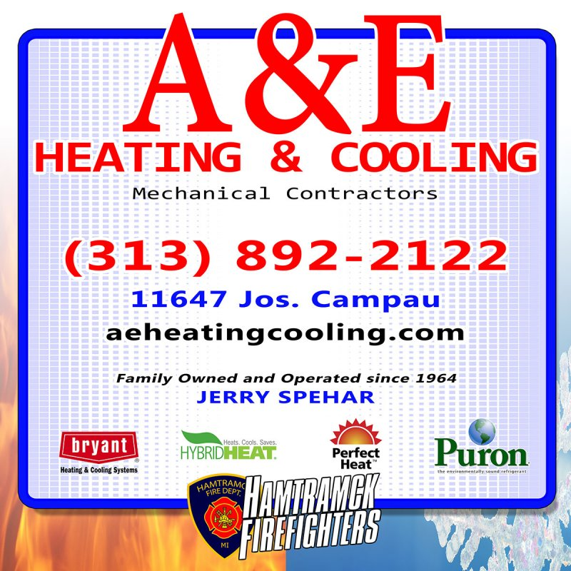 Haunted Fowling 2018 sponsor a&e heating & cooling