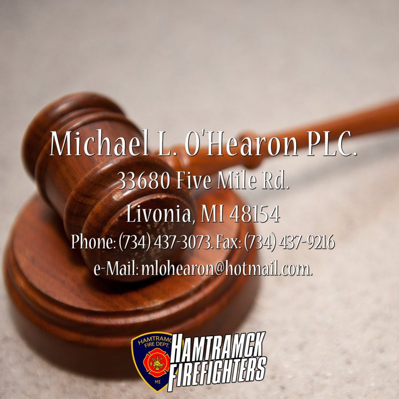 Haunted Fowling 2018 sponsor attorney michael o'hearon