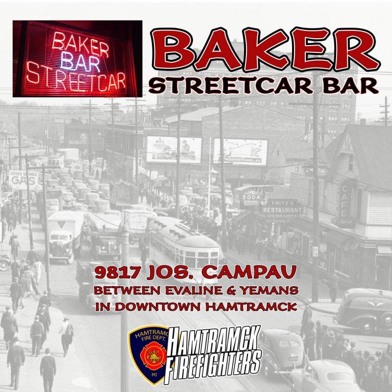 Haunted Fowling 2018 sponsor baker streetcar bar