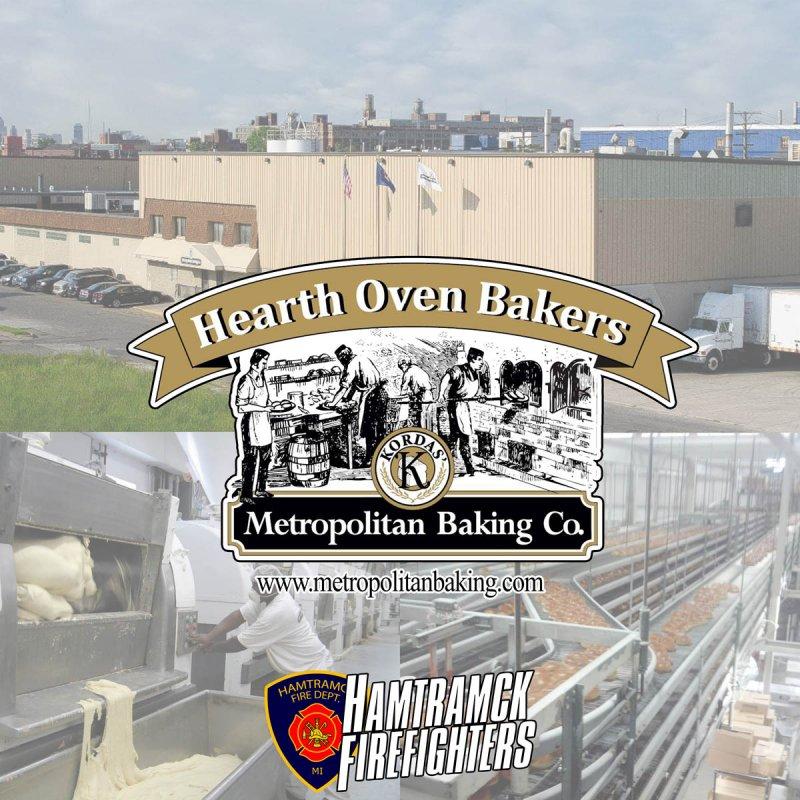 Haunted Fowling 2018 sponsor metro bakery