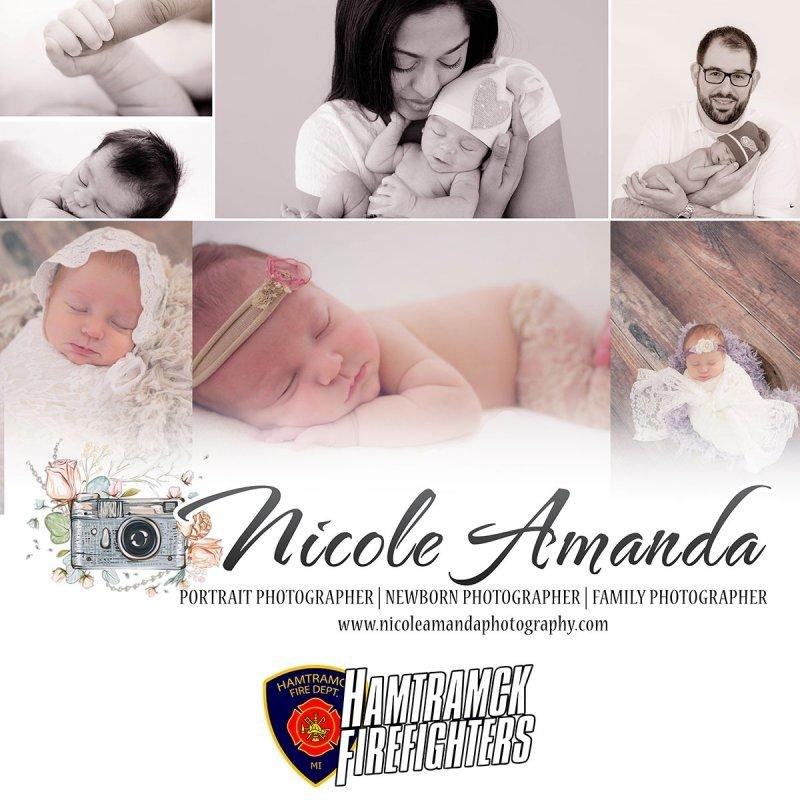 Haunted Fowling 2018 sponsor nicole amanda photo