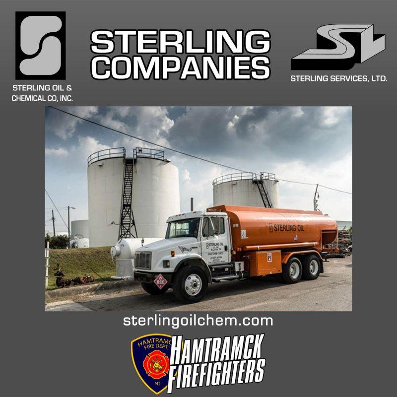 Haunted Fowling 2018 sponsor sterling oil