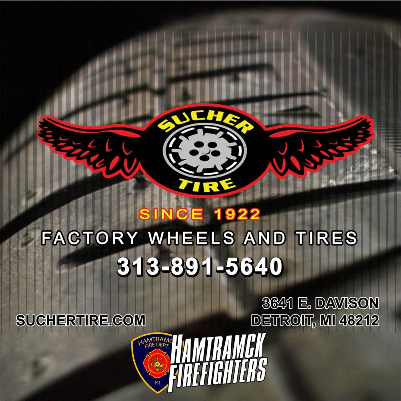Haunted Fowling 2018 sponsor sucher tire