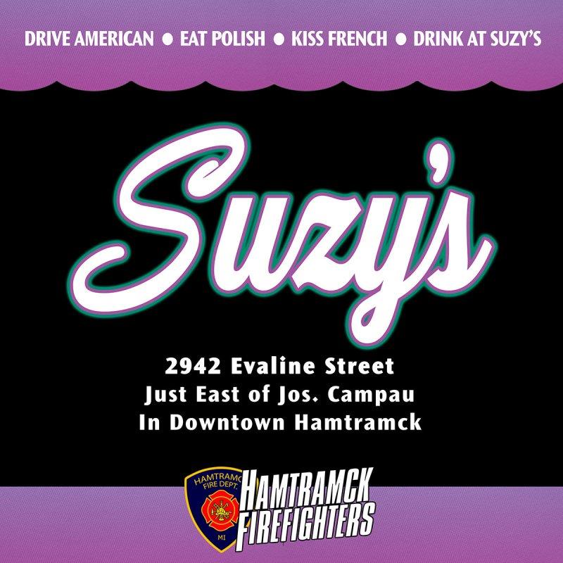 Haunted Fowling 2018 sponsor suzys bar