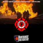 Haunted Fowling 2018 sponsor detroit metro airport firefighters iaff