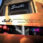 Haunted Fowling 2018 sponsor smalls bar