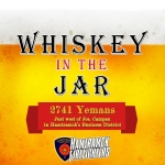 Haunted Fowling 2018 sponsor whiskey in the jar