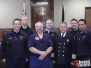 Paul Wilk Promotion to Chief 04-13-12