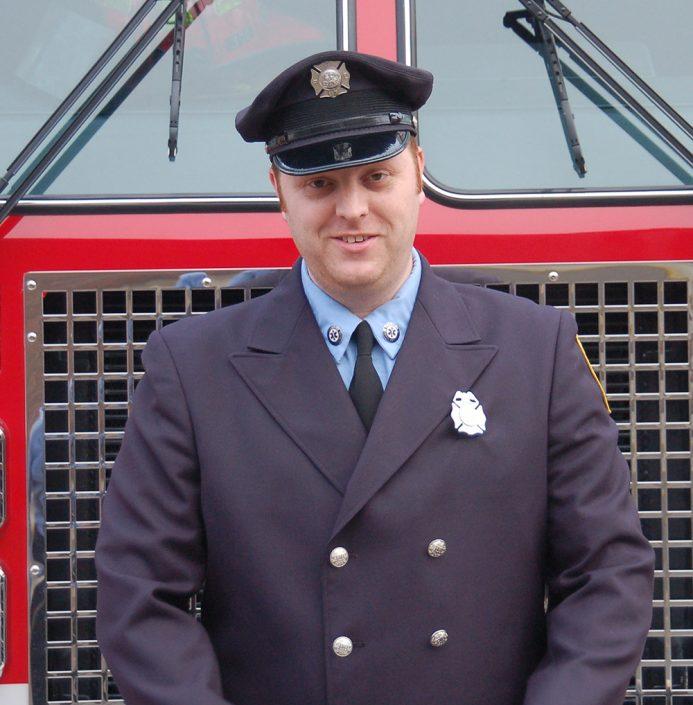 M E Eric Stoddard Hamtramck Firefighters
